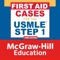 The essential case companion to First Aid™ for the USMLE® Step 1 - 400 high-yield cases