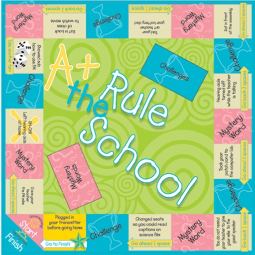 Rule The School Self Advocacy Board Game