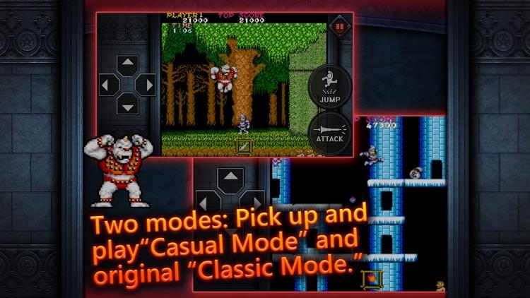 Ghosts'n Goblins MOBILE screenshot-3