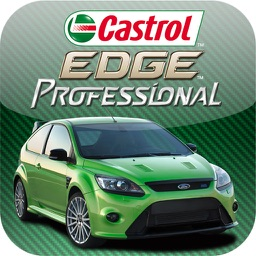Castrol EDGE Professional Performance Ford Monitor