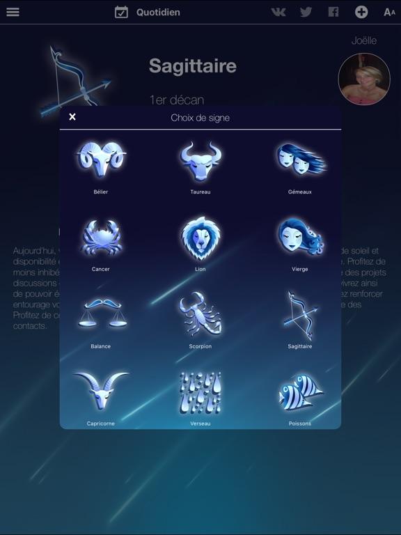 062ef10c235a40 Télécharger Mon Horoscope Pro pour iPhone   iPad sur l App Store ...