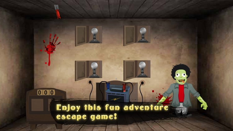 Can You Escape From The Red Blood Room? screenshot-4