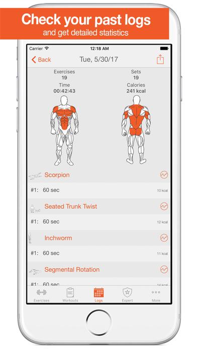 Fitness Point. screenshot four