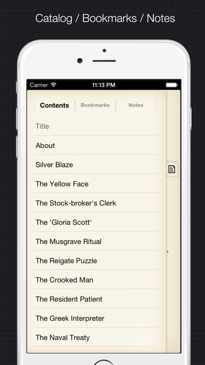 YiBook - epub txt reader screenshot-3