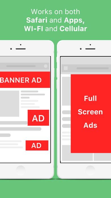 Adblock Green - ad blocker for safari and appsのおすすめ画像2