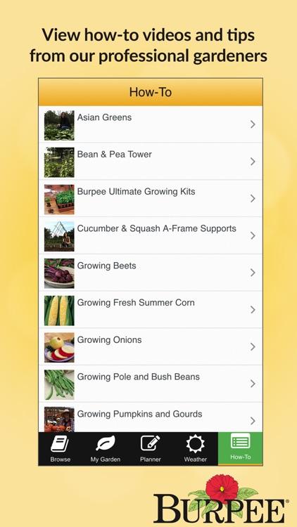 Garden Time Planner screenshot-4