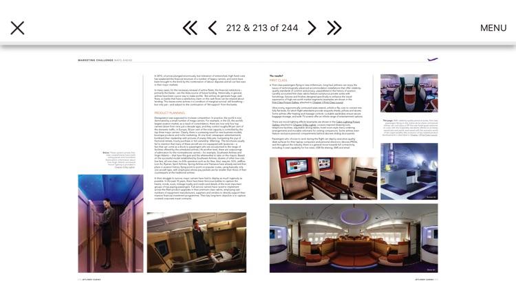 JETLINER CABINS: Evolution & Innovation screenshot-4