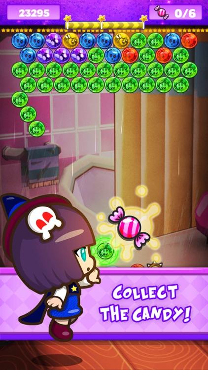 AlyssaW Bug Bubble Trouble screenshot-4