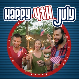 4th Of July Photo Frames Hd By Manani Jyotiben