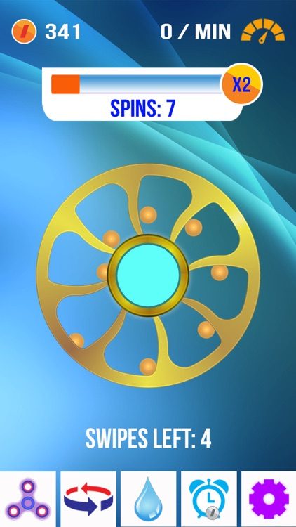 Fidget Spinner Finger Swapper screenshot-4