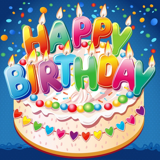 Happy Birthday - Card Maker on the App Store