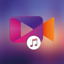 将音乐添加到视频 - 背景音乐,电影编辑器