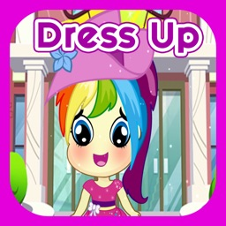 Girl Dressup Fashion Party