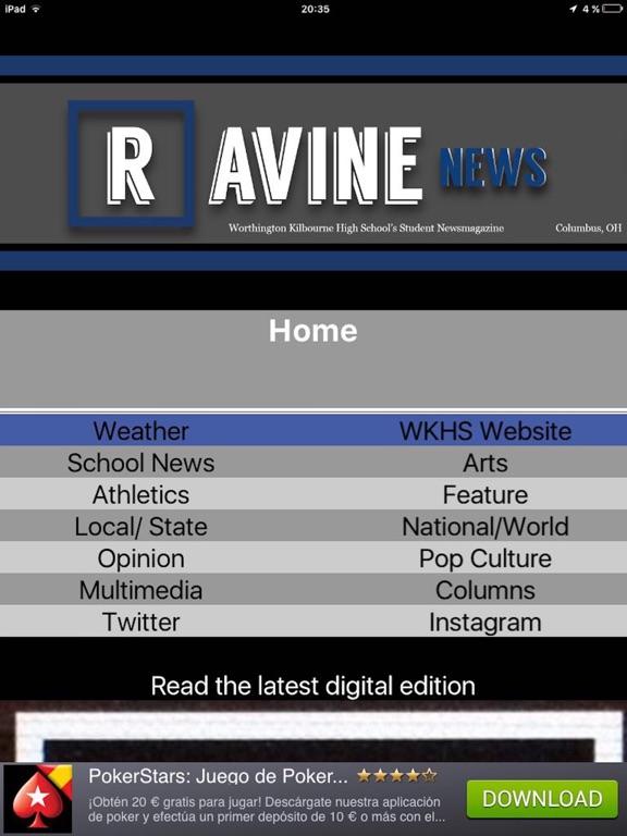 Ravine News screenshot 4