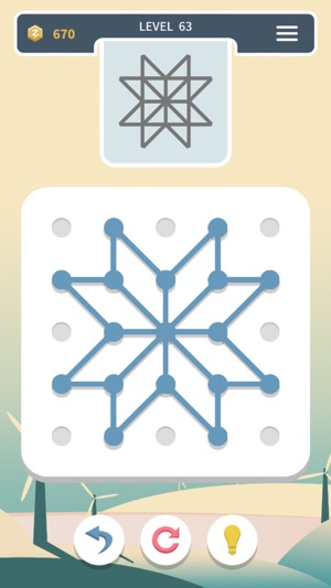 Weave the Line on the App Store