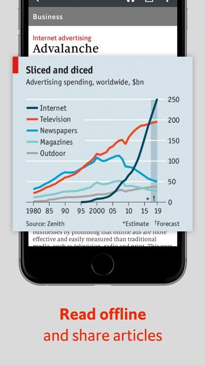 The Economist: News on Business, Politics, Finance screenshot-3