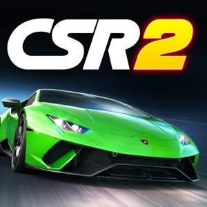 CSR Racing 2 app