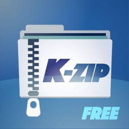 K-Zip Free - Unzip and Zip tool without Ads