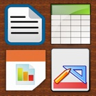 Docs U - Edit Office & Word Documents for iPad icon