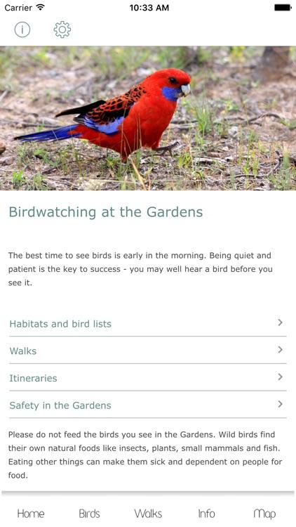 ANBG Birds
