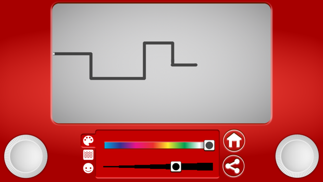 Etch A Sketch IT! on the App Store