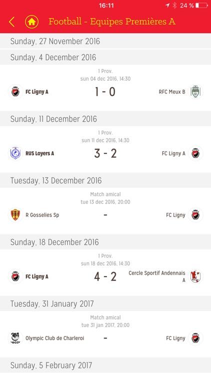 Best of Belgian Football screenshot-3