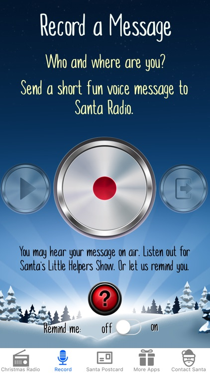 Christmas Radio USA screenshot-2