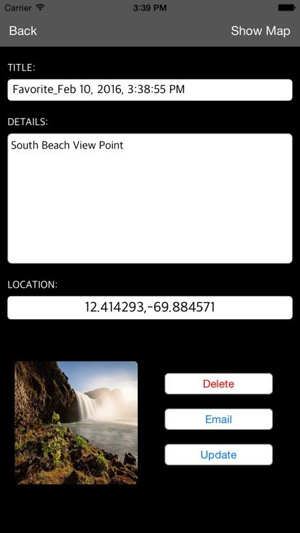SAINT LUCIA – GPS Travel Map Offline Navigator screenshot-3