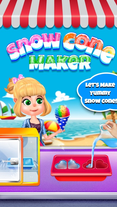 Snow Cone Summer Chiller screenshot two