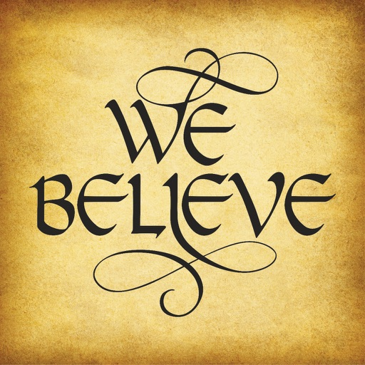 We Believe - LDS Doctrines