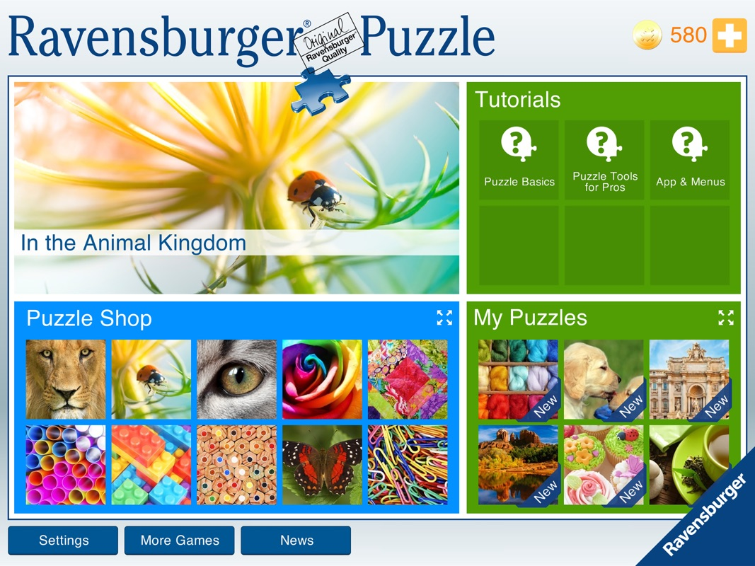 Ravensburger Puzzle - Online Game Hack and Cheat | Gehack com