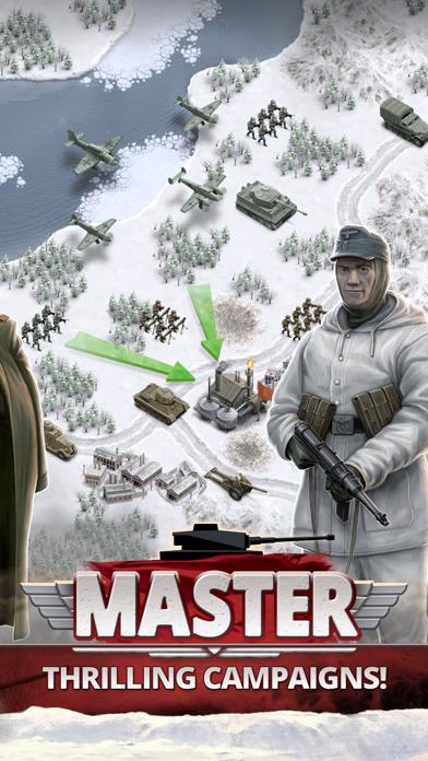 Screenshot from 1941 Frozen Front