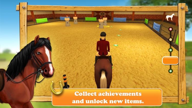HorseWorld: My Riding Horse screenshot-3