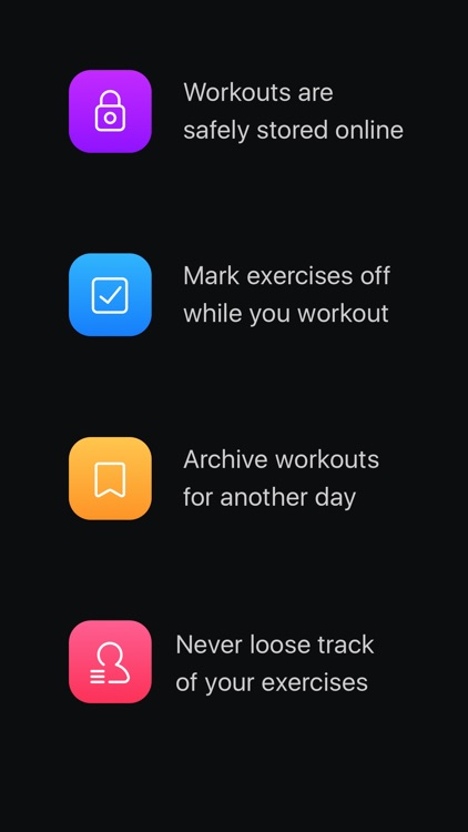 Trainer Weight Lifting Tracker