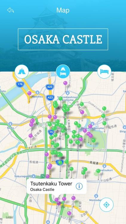 Osaka Castle screenshot-3