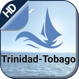 Trinidad & Tobago offline nautical boating chart