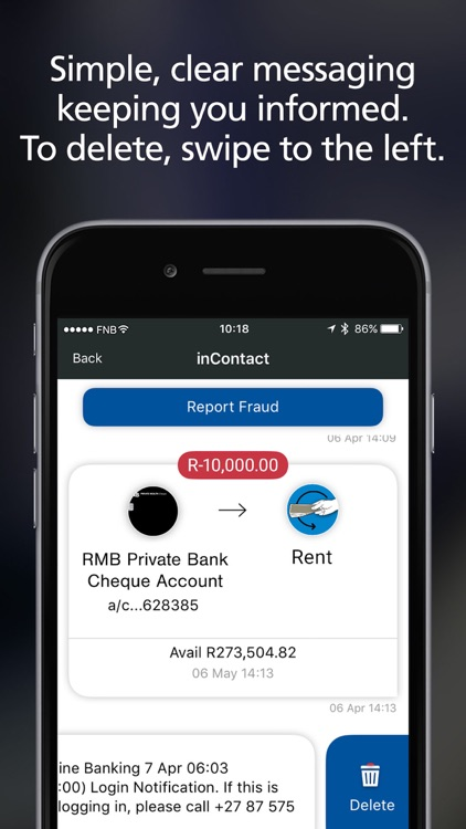 RMB Private Bank App screenshot-3