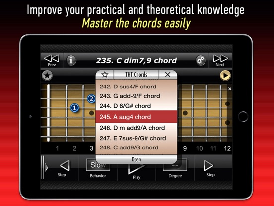Two Handed Touch Guitar Chords App Price Drops