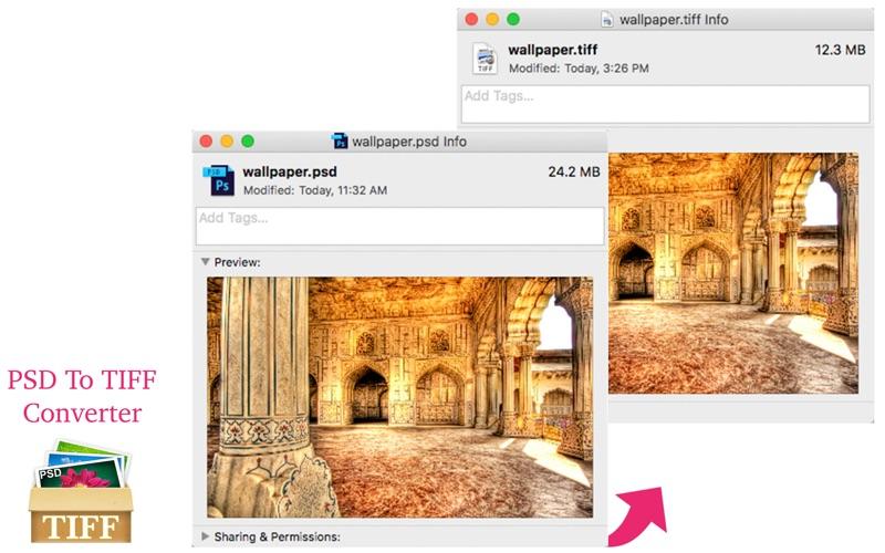PSD To PNG Converter - Convert Image File screenshot 2