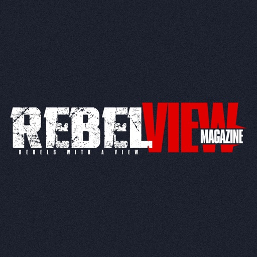 Rebel View Magazine icon