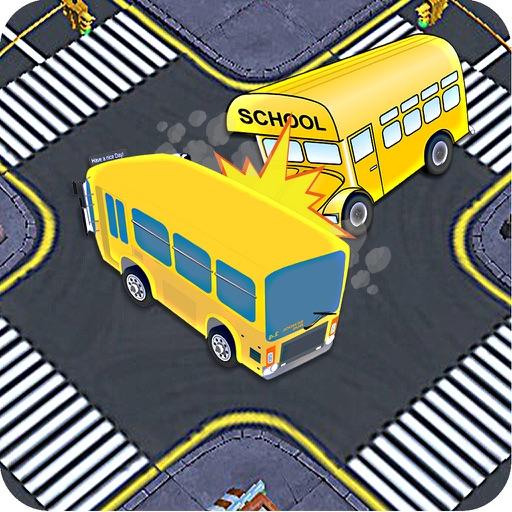 Bus Traffic Rush icon