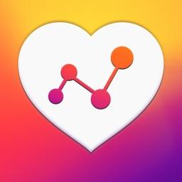 Follow Tracker: Likes & Followers Analytics Report