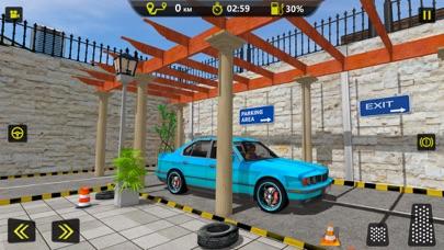 スポーツカーガソリンスタンド駐車場 - 高速道路運転のおすすめ画像1