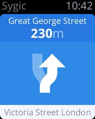 Screenshot #11 for Sygic World: GPS Navigation