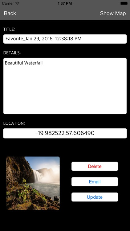 BERMUDA – GPS Travel Map Offline Navigator screenshot-3