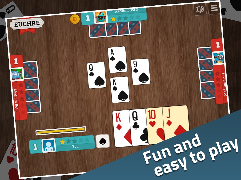 Euchre Jogatina Classic Card Game Online Game Hack And Cheat Gehack Com