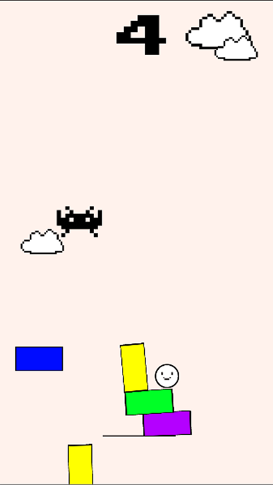 Ball Jump - AA Color Block Tower Style | App Price Drops