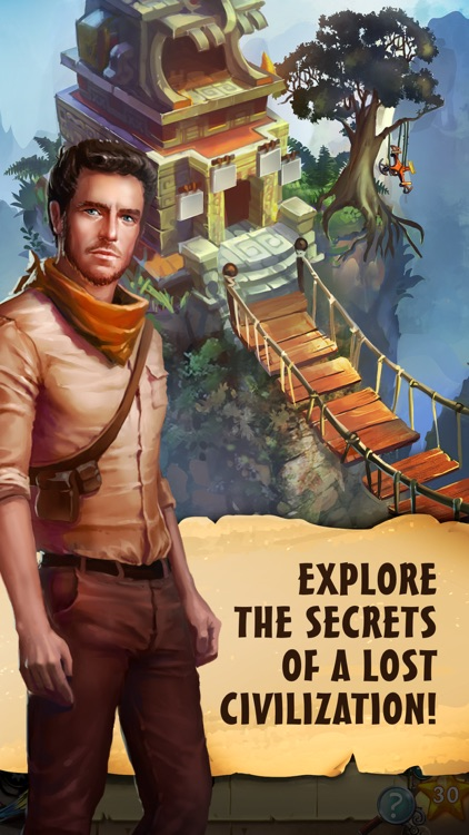 Adventure Escape: Hidden Ruins - Mystery Story