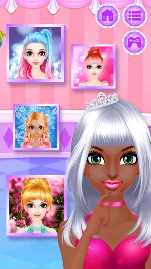 Magic Princess - Makeup & Dressup Girl Games 4+