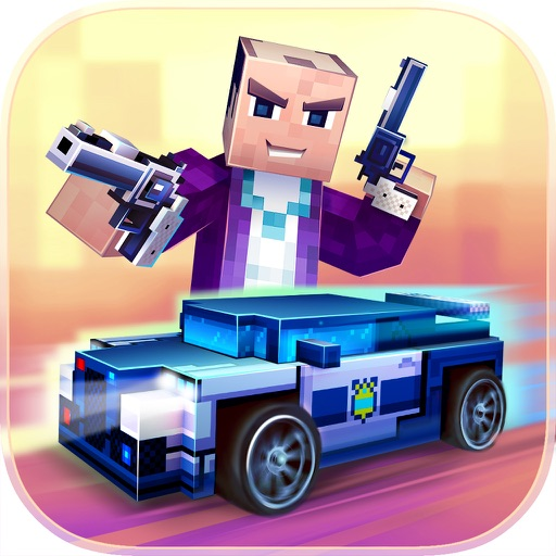Block Сity Wars: game and skin export to minecraft